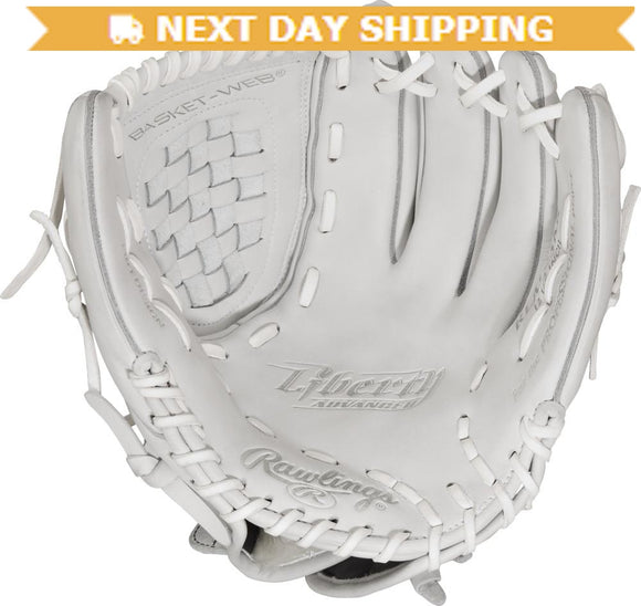 GW-RTP-RS: Rawlings Liberty Advanced FP • 12 ½˝ SB • Basket-Web Custom FIt-GloveWhisperer, Inc