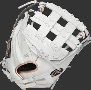GW-RTP-RS: RAWLINGS 2021 LIBERTY ADVANCED 33-INCH FASTPITCH CATCHER'S MITT-GloveWhisperer, Inc