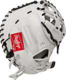 GW-RTP-RS: Rawlings Liberty Advanced FP Softball • RLACM34 • 34˝ Softball catcher's mitt • Modified Pro H™ web-GloveWhisperer, Inc