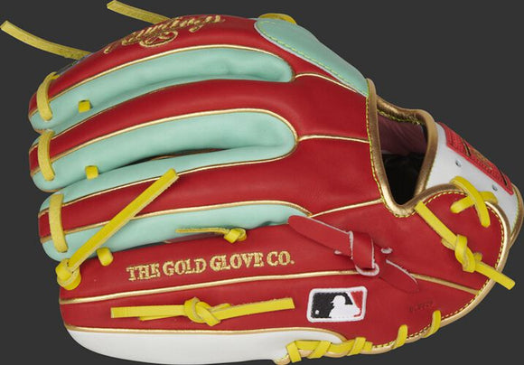 GW-RTP-RS: Rawlings HOH Gameday 57 Series Kolten Wong 11.5-Inch Limited Addition Part 2-GloveWhisperer, Inc