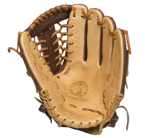 "GW-RTP_RS: Nokona ALPHA SELECT + BASEBALL/FASTPITCH FULL TRAP 12"" Youth Glove-GloveWhisperer, Inc"