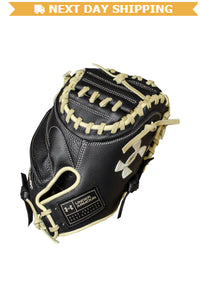 "GW-RTP-RS: Under Armour Youth- UA Youth Framer 31 1/2"" Catchers Mitt-GloveWhisperer, Inc"