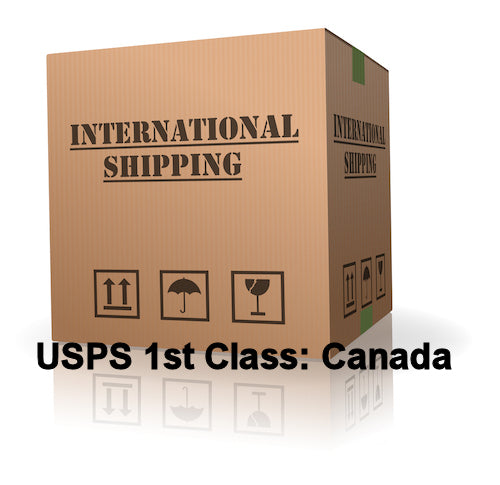 USPS First Class Package Delivery Canada-GloveWhisperer, Inc