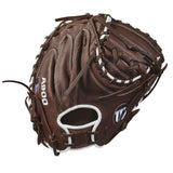 "GW-RTP_RS: Wilson 2018 A900 34"" CATCHER'S BASEBALL MITT-GloveWhisperer, Inc"