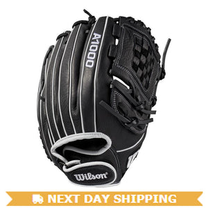 "GW-RTP-RS: Wilson 2019 A1000 12"" PITCHER'S FASTPITCH GLOVE-GloveWhisperer, Inc"