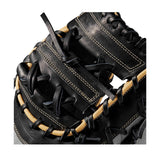 "GW-RTP-RS: Wilson 2019 A2000 1617 12.5"" FB Mitt Grey/Black-GloveWhisperer, Inc"
