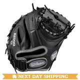 "GW-RTP-RS: Wilson A2000 1790 Super Skin 34"" Catcher's Mitt-GloveWhisperer, Inc"