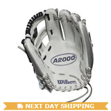 "GW-RTP-RS: Wilson 2019 A2000 FP Single Post w/SS Conv Back 11.75"" Infield Fastpitch Glove-GloveWhisperer, Inc"