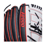 "GW-RTP-RS: Wilson 2019 A2000 MA14 GM 12"" PITCHER'S FASTPITCH GLOVE-GloveWhisperer, Inc"