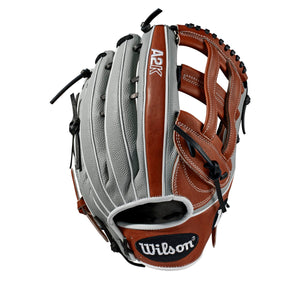 "GW-RTP: Wilson 2019 A2K SuperSkin™ M2 33.5"" CATCHER'S BASEBALL MITT RIGHT HAND THROW-GloveWhisperer, Inc"