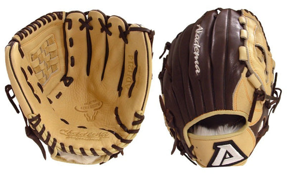 GW-RTP: Akadema ADH 214: 12 INCH PATTERN, B-HIVE WEB, DEEP POCKET. DESIGNED FOR MULTIPLE POSITIONS.-GloveWhisperer, Inc