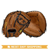 "GW-RTP-RS: Wilson 2020 A900 34"" BASEBALL CATCHER'S MITT-GloveWhisperer, Inc"