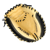 "GW-RTP_RS: All-Star Pro Elite Black and Tan 32"" Mitt CM3000-XSBT-GloveWhisperer, Inc"