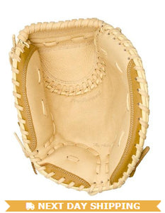 GW-RTP_RS: All-Star CMW1011 YOUTH FASTPITCH SADDLE CREAM-GloveWhisperer, Inc