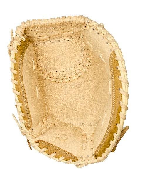 GW-RTP: All-Star CMW1011 YOUTH FASTPITCH SADDLE CREAM-GloveWhisperer, Inc