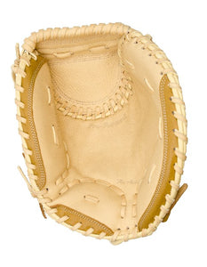 "GW-RTP: All-Star CMW2511 33.5"" MVP Series FASTPITCH Saddle Cream-GloveWhisperer, Inc"