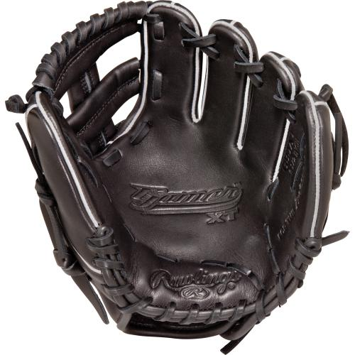 GW_RTP: Rawlings Gamer G95XT • • 9 ½˝ • Single Post web • Conventional back • Training glove-GloveWhisperer, Inc