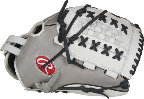 GW-RTP: Rawlings HOH SB• PRO125SB-18GW • 12.5˝ FP • Basket-Web® • Custom fit-GloveWhisperer, Inc