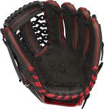 "GW-RTP_RS: Rawlings HOH PRO204DC-4DSS • 11 ½"" • Modified Trap-Eze® web-GloveWhisperer, Inc"