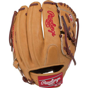 GW-RTP-RS: Rawlings HOH PRO205-9BU • 11 ¾˝ • 2-piece solid web-GloveWhisperer, Inc