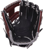GW-RTP: Rawlings 2019 R9 Series 11.5 in Infield Pro I Web, Conentional Back-GloveWhisperer, Inc