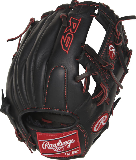 GW-RTP: Rawlings Gamer - Youth Pro Taper Fit R9YPT2-2B • 11 ¼˝ • Pro I™ web-GloveWhisperer, Inc