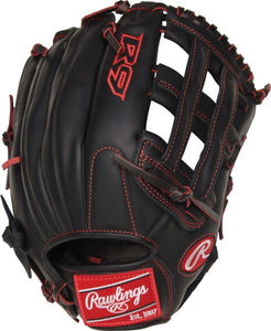 GW-RTP: Rawlings Gamer - Youth Pro Taper Fit R9YPT6-6B • 12˝ • Pro H™ web-GloveWhisperer, Inc