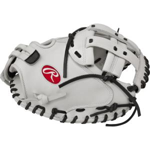 GW-RTP: Rawlings Liberty Advanced FP Softball • RLACM34 • 34˝ Softball catcher's mitt • Modified Pro H™ web • Custom fit-GloveWhisperer, Inc