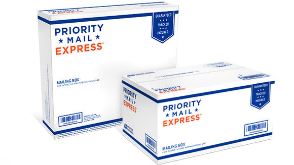 UPGRADE United States Postal Service: Domestic EXPRESS 1 - 2 Day Shipping-GloveWhisperer, Inc