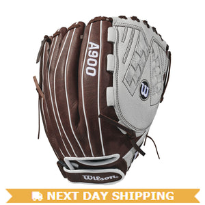 "GW-RTP-RS: Wilson 2018 AURA 12.5"" OUTFIELD FASTPITCH GLOVE-GloveWhisperer, Inc"
