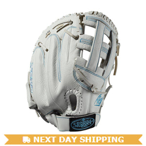 "GW-RTP-RS: Louisville Slugger XENO 13"" FIRST BASE FASTPITCH GLOVE-GloveWhisperer, Inc"