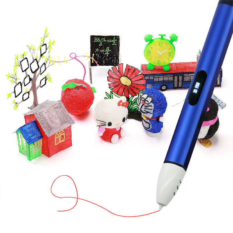 Best gift for the kids  3D printer drawing pen