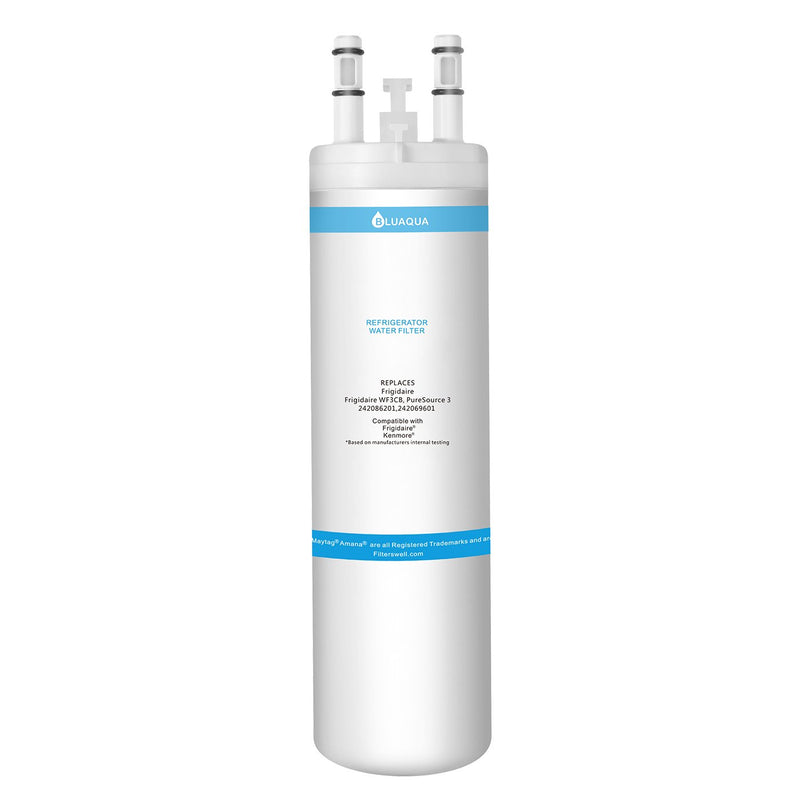Frigidaire WF3CB WF3CB Water Filter, Puresource 3, 242069601  Refrigerator Water Filters Replacement - funcoolbox2018