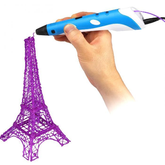 3D Printing Pen Crafting Doodle Drawing Arts Printer Modeling PLA/ABS BM88