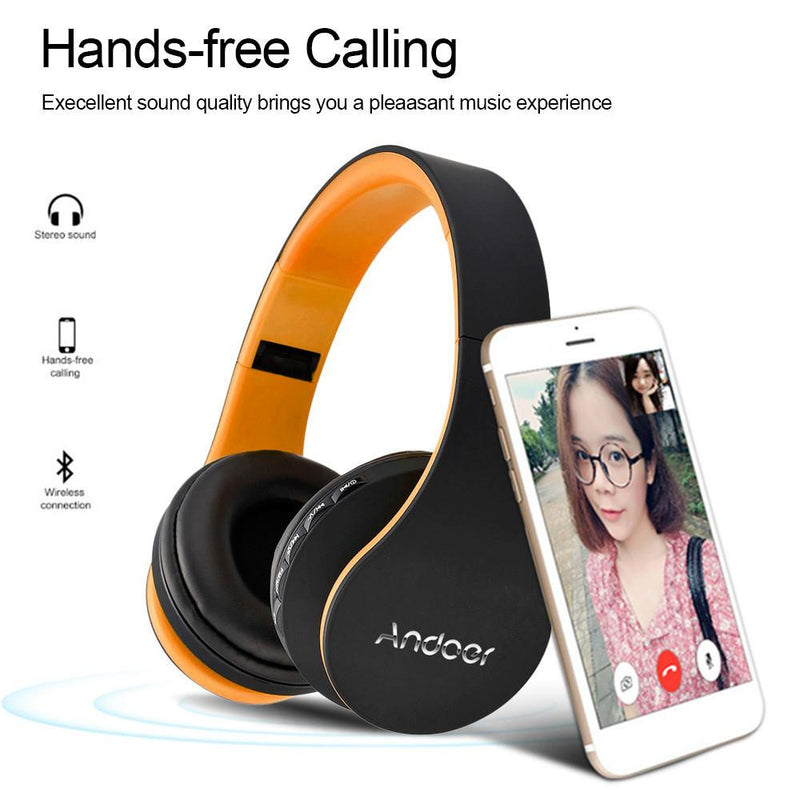 High quality Stereo Bluetooth Headset 4 in 1 Multifunctional Wireless Stereo