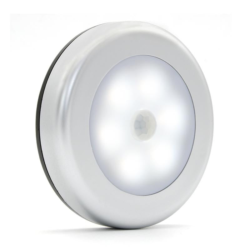 High quality 6LED PIR Sensor light Led nightlight