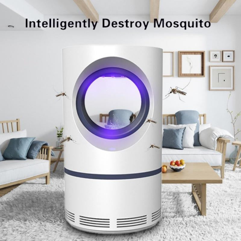 LED Night Light Electronics Photocatalyst Mosquito Killer Trap Lamp USB Silent Killing Pest Repeller Lights