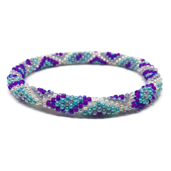 Liftedhope Bracelets - Purple Delight