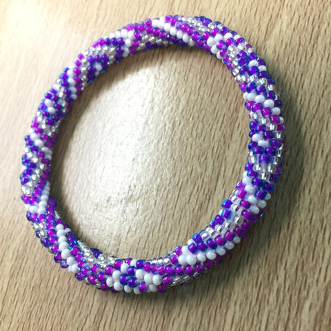 Liftedhope Bracelets - Purple Diamond
