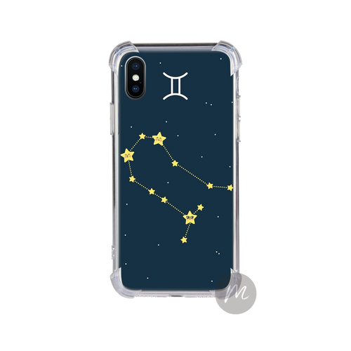 Anti-Crack Case Zodiac Gemini