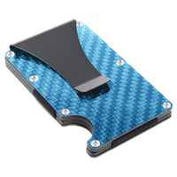 Carbon Fiber Credit Card Holder