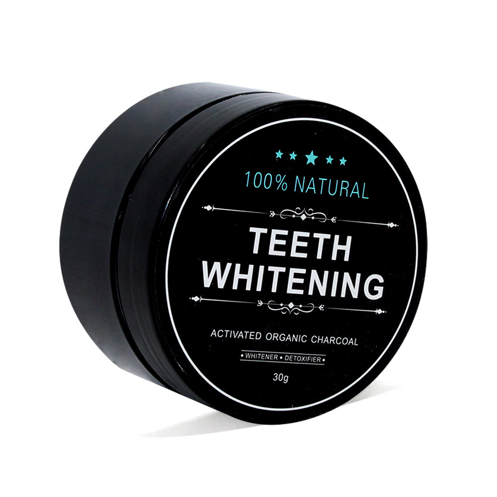 Activated Charcoal Whitening Oral Care