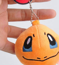 Plush Toy Keychain
