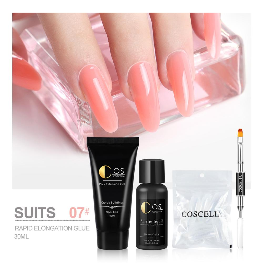 Manicure Nail Polish Set
