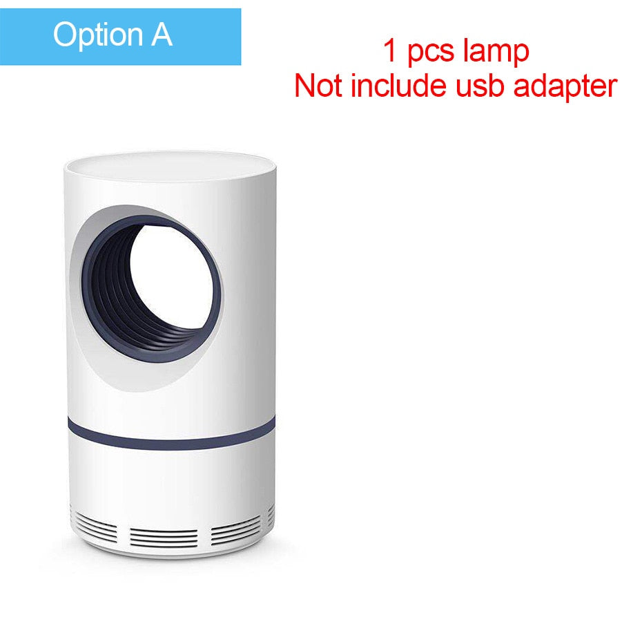 Electric mosquito killer led lamp
