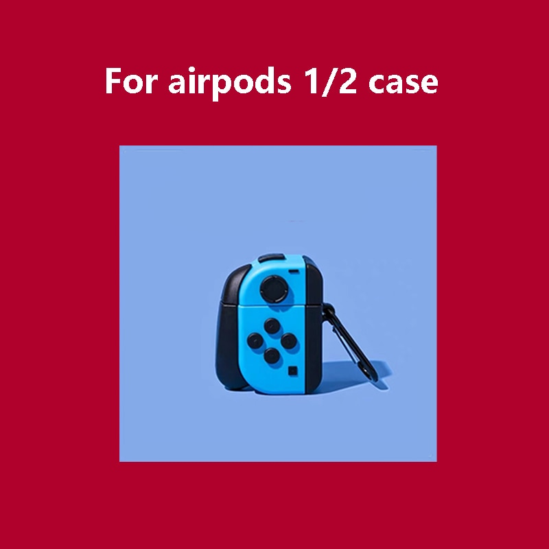 Retro Game Protective Airpods Case