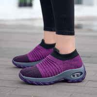 Slip On Breathable Sneakers