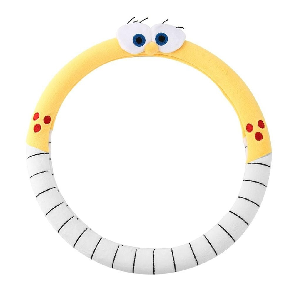 Cartoon Universal Steering Wheel Cover