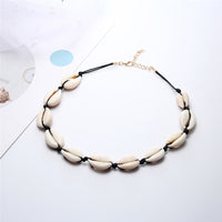 Bohemian Natural Shell Necklace
