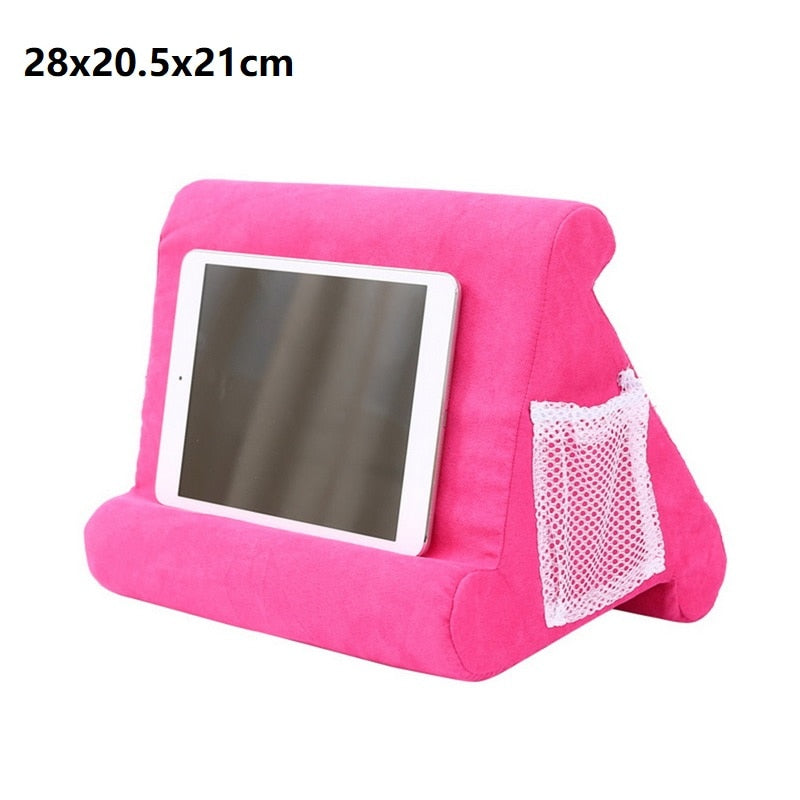 Tablet Holder Cushion For iPad